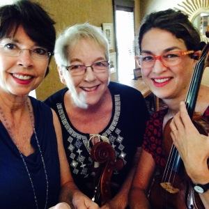 Becky, Carol & Emily